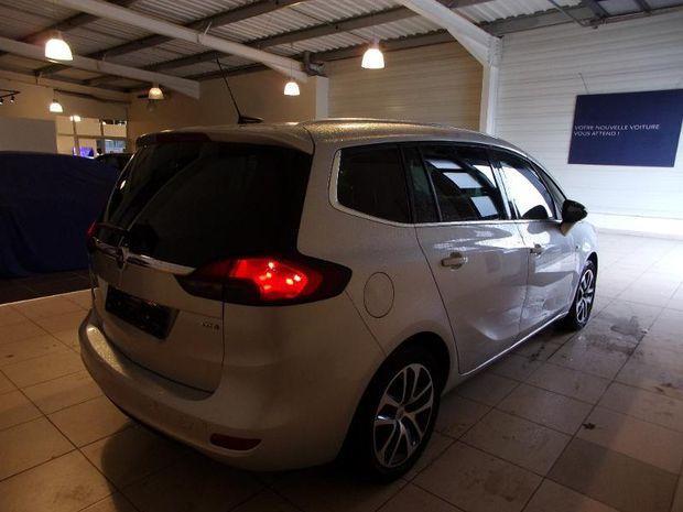 Photo miniature de la Opel Zafira EDITION 120 CH CDTI 2018 d'occasion