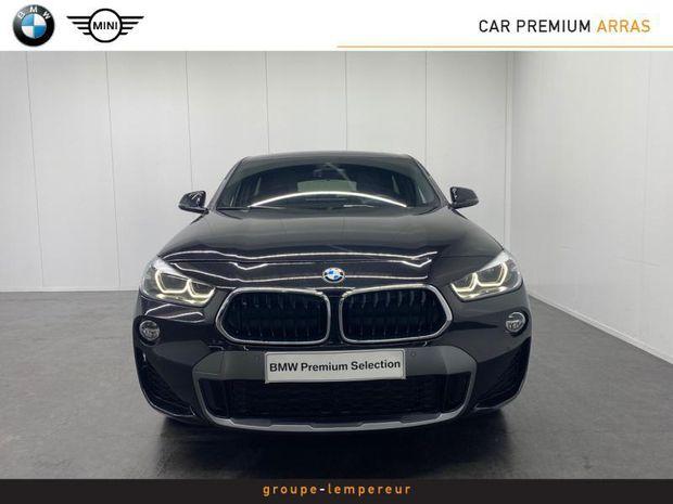 Photo miniature de la BMW X2 sDrive18dA 150ch M Sport X Euro6d-T 2020 d'occasion