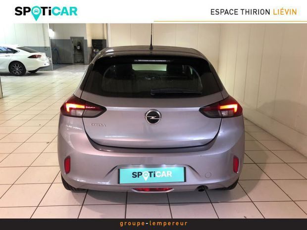 Photo miniature de la Opel Corsa 1.2 Turbo 100ch Elegance BVA 2020 d'occasion