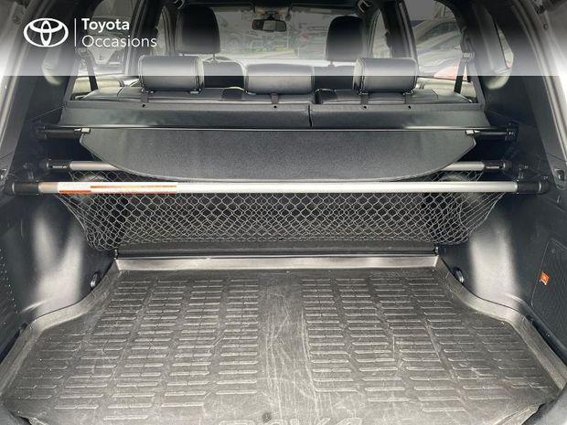 Photo miniature de la Toyota RAV4 197 Hybride Collection 2WD CVT 2018 d'occasion
