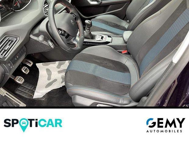 Photo miniature de la Peugeot 308 SW 1.5 BlueHDi 130ch S&S Tech Edition 2020 d'occasion