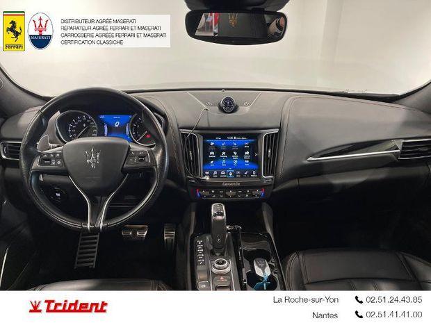 Photo miniature de la Maserati Levante 3.0 V6 350ch Q4 GranSport 270g 2019 d'occasion