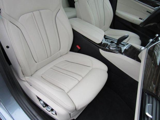Photo miniature de la BMW Serie 5 530d xDrive 265 ch Touring Luxury (tarif fevrier 2018) 2017 d'occasion