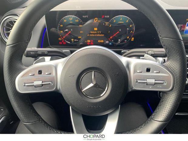 Photo miniature de la Mercedes GLB 250 224ch AMG Line 4Matic 8G DCT 2020 d'occasion