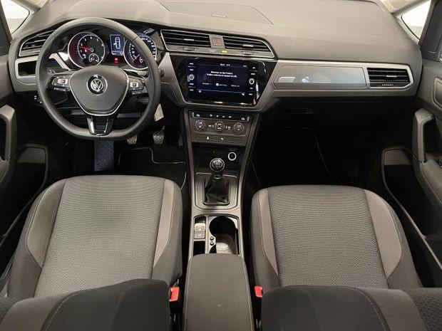 Photo miniature de la Volkswagen Touran 1.0 TSI 115ch Confortline 7 places Euro6d-T 2019 d'occasion