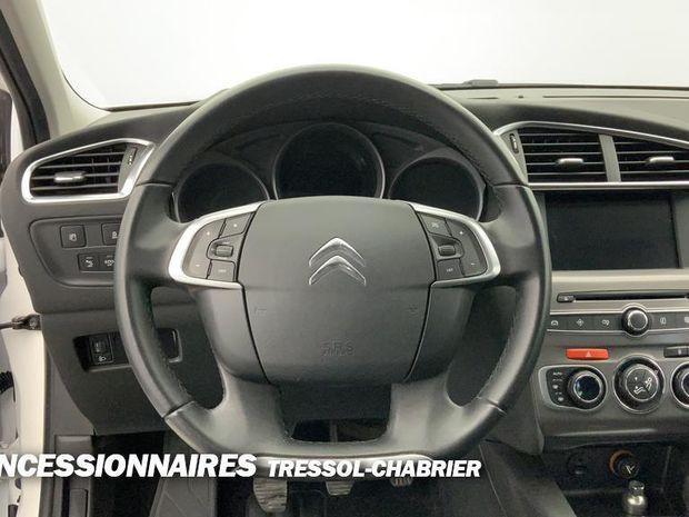 Photo miniature de la Citroën C4 BlueHDi 100 S&S BMV 86g Millenium Business 2018 d'occasion