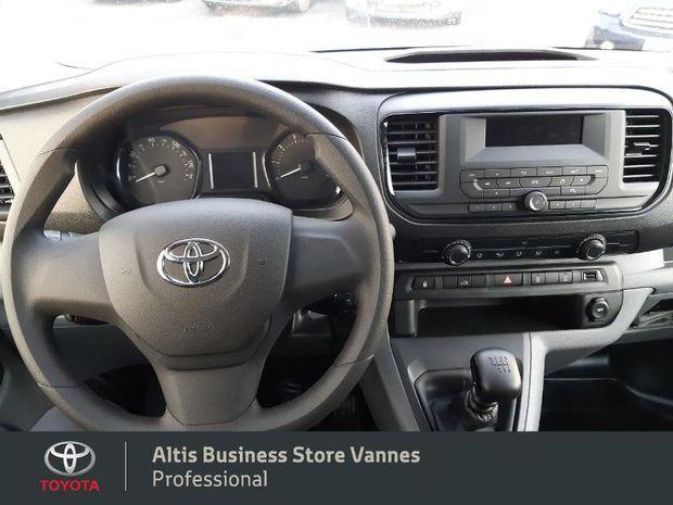 Photo miniature de la Toyota PROACE Medium 2.0 D-4D 120 Dynamic MY20 2020 d'occasion