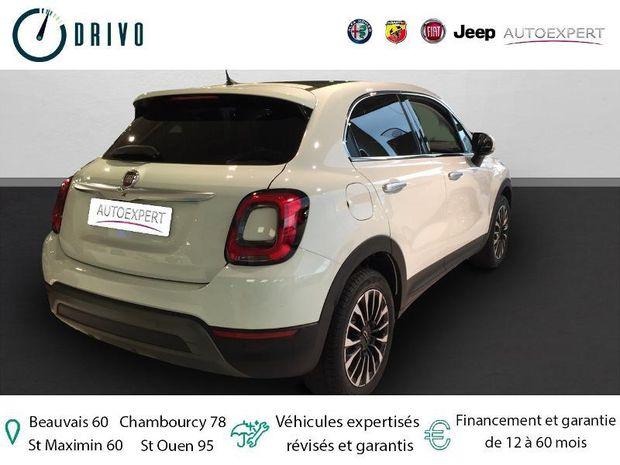 Photo miniature de la Fiat 500X 1.0 FireFly Turbo T3 120ch Cross Euro 6D Full 2020 d'occasion