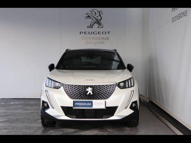 Photo miniature de la Peugeot 2008 e-2008 136ch GT Line 2020 d'occasion