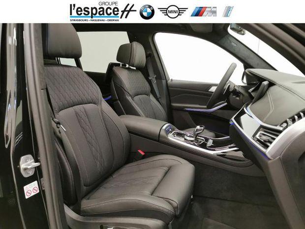 Photo miniature de la BMW X7 40dA xDrive 340ch M Sport 2020 d'occasion