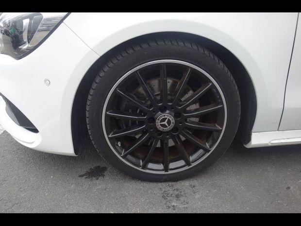 Photo miniature de la Mercedes CLA Shooting Brake 220 d Fascination 7G-DCT Euro6c 2019 d'occasion