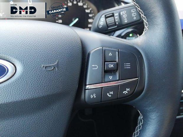 Photo miniature de la Ford Fiesta 1.0 EcoBoost 95ch Titanium X 5p 2020 d'occasion