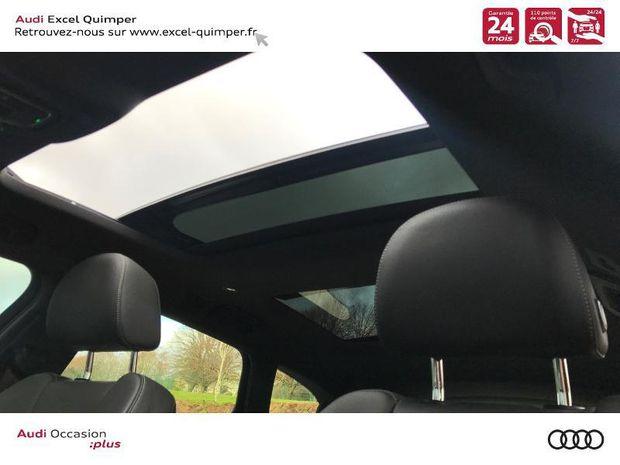 Photo miniature de la Audi A6 Avant 40 TDI 204ch S line S tronic 7 126g 2019 d'occasion