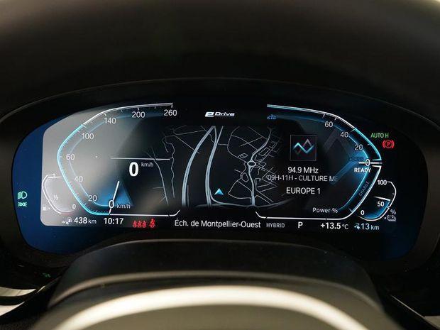 Photo miniature de la BMW Serie 5 530eA xDrive 252ch M Sport Steptronic Euro6d-T 10CV 2020 d'occasion