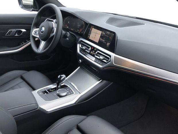 Photo miniature de la BMW Serie 3 Série 3 Touring 320dA xDrive 190ch M Sport 2020 d'occasion