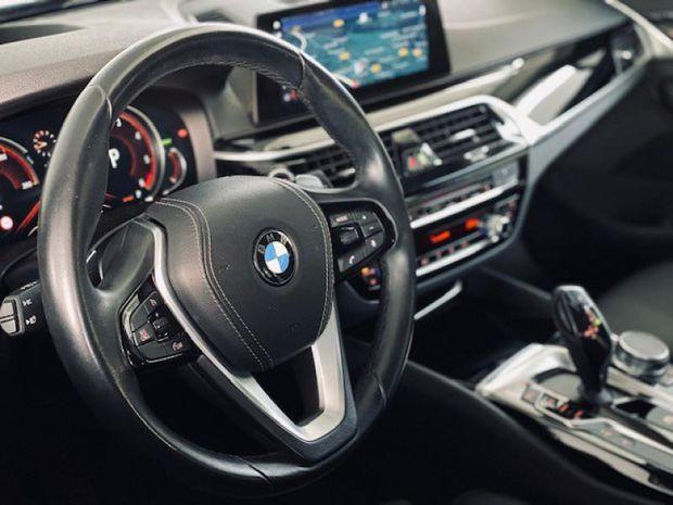 Photo miniature de la BMW Serie 5 Série 5 Touring 520dA 190ch Sport Steptronic 2017 d'occasion