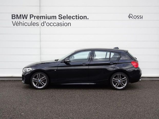 Photo miniature de la BMW Serie 1 118iA 136ch M Sport 5p 2017 d'occasion