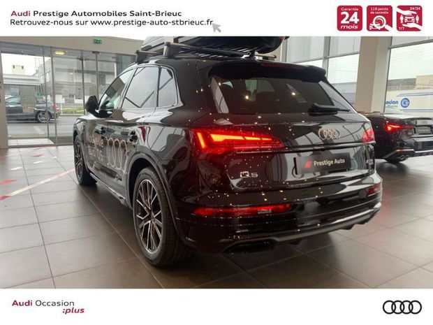 Photo miniature de la Audi Q5 40 TDI 204ch S line quattro S tronic 7 Euro6d-T 2021 d'occasion