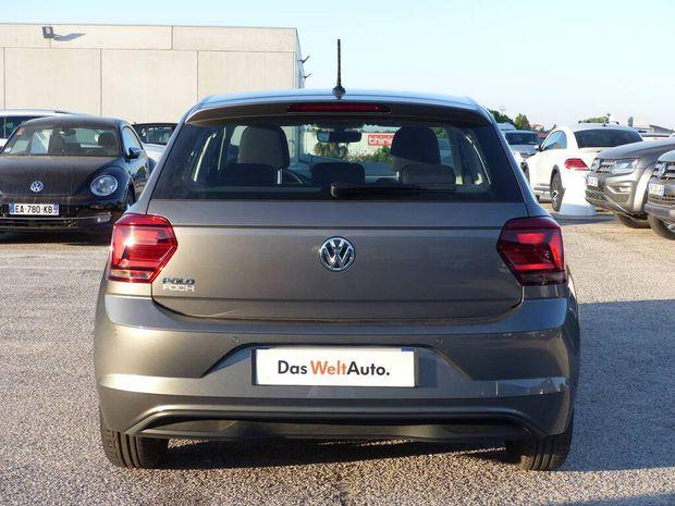 Photo miniature de la Volkswagen Polo 1.0 TSI 95 S&S BVM5 Confortline 2018 d'occasion