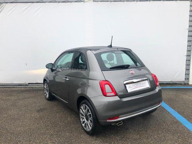 Photo miniature de la Fiat 500 1.2 8v 69ch S&S Rockstar 117g 2019 d'occasion