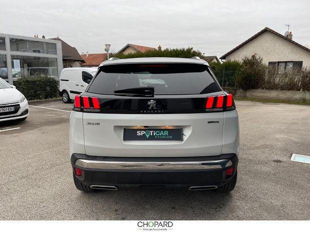 Photo miniature de la Peugeot 3008 1.5 BlueHDi 130ch E6.c GT Line S&S EAT8 2018 d'occasion