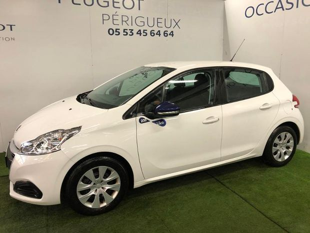 Photo miniature de la Peugeot 208 1.2 PureTech 68ch Like 5p 2018 d'occasion