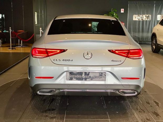 Photo miniature de la Mercedes Classe CLS 400 d 330ch AMG Line+ 4Matic 9G-Tronic 2020 d'occasion