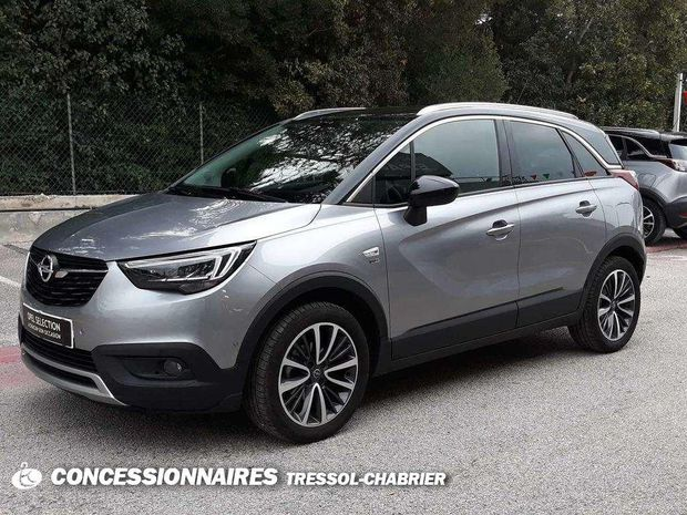 Photo miniature de la Opel Crossland X 1.2 Turbo 110 ch Design 120 ans 2020 d'occasion