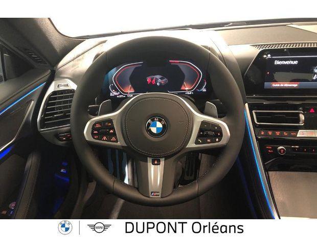 Photo miniature de la BMW Serie 8 Gran Coupe 840dA 320ch xDrive M Sport 20cv 2020 d'occasion