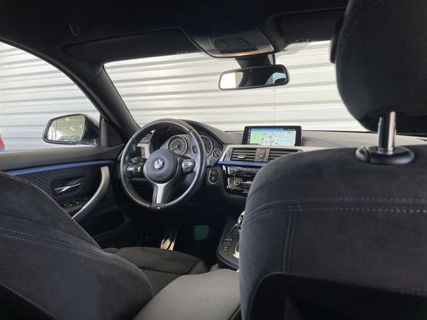 Photo miniature de la BMW Serie 4 Série 4 Gran Coupé 420dA xDrive 190ch M Sport Euro6c 2018 d'occasion
