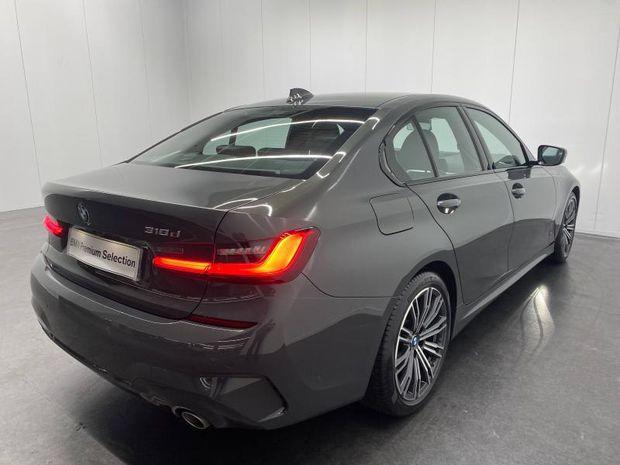 Photo miniature de la BMW Serie 3 Série 3 318dA 150ch M Sport 2020 d'occasion
