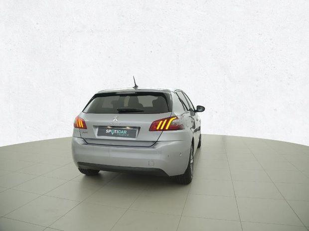 Photo miniature de la Peugeot 308 1.2 PureTech 110ch E6.3 S&S Tech Edition 2020 d'occasion