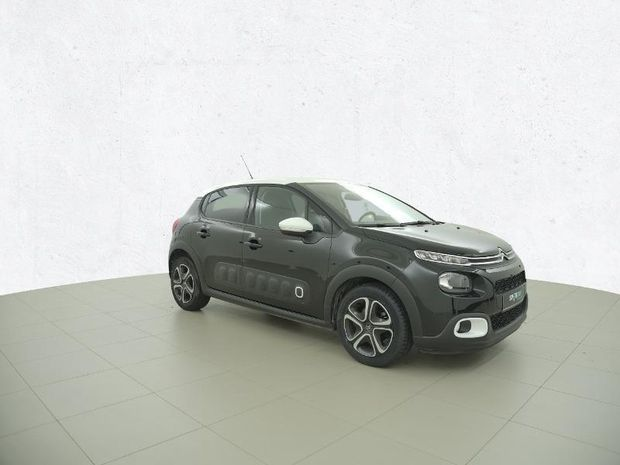 Photo miniature de la Citroën C3 BlueHDi 100ch Shine S&S 2016 d'occasion