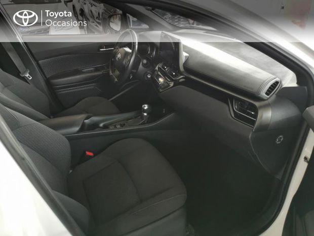 Photo miniature de la Toyota C-HR 1.2 Turbo 116ch Dynamic AWD CVT 2017 d'occasion