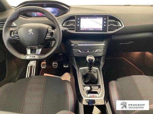 Photo miniature de la Peugeot 308 1.5 BlueHDi 130ch S&S GT 2020 d'occasion