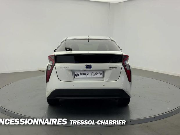 Photo miniature de la Toyota Prius Hybride Lounge 2016 d'occasion