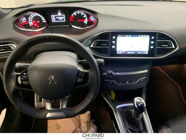 Photo miniature de la Peugeot 308 1.2 PureTech 130ch E6.3 S&S GT Line 2020 d'occasion