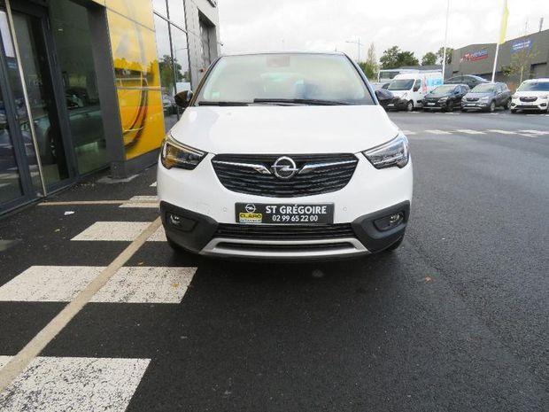 Photo miniature de la Opel Crossland X 1.2 Turbo 110ch Opel 2020 6cv 2020 d'occasion