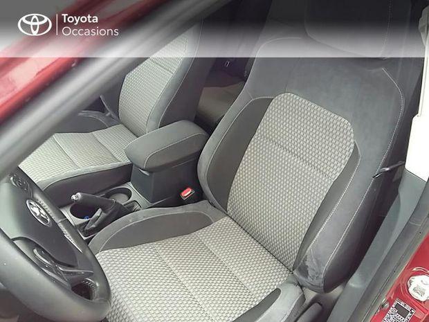 Photo miniature de la Toyota Auris 1.2 Turbo 116ch Collection 2017 d'occasion