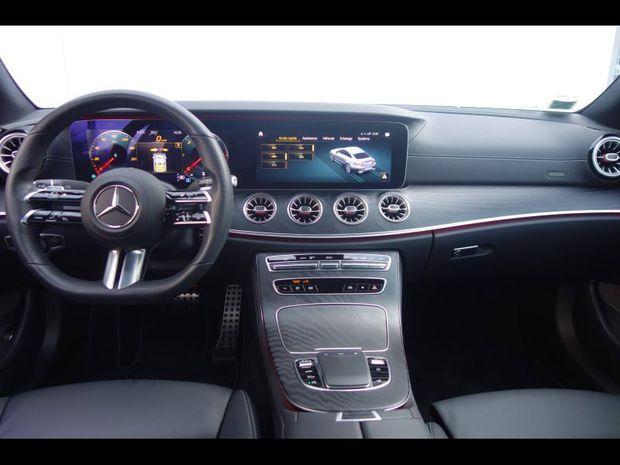 Photo miniature de la Mercedes Classe E Coupe 400 d 340ch AMG Line 4Matic 9G-Tronic 2020 d'occasion