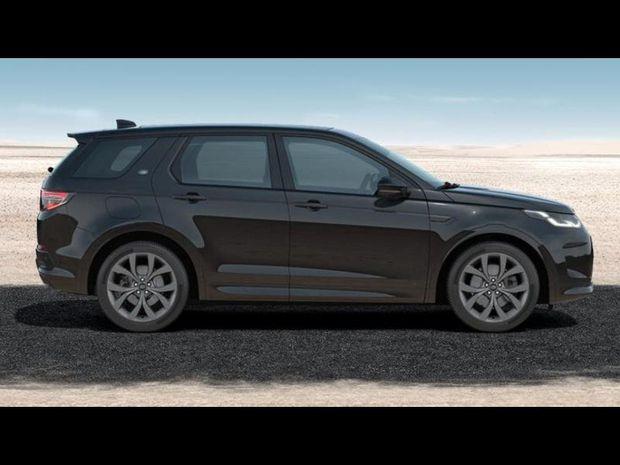 Photo miniature de la Land Rover Discovery Sport 1.5 P300e 309ch R-Dynamic SE AWD BVA Mark VI 2021 d'occasion