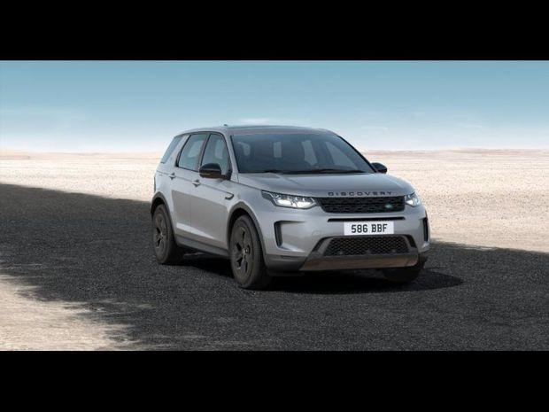 Photo miniature de la Land Rover Discovery Sport 2.0 P 200ch Flex Fuel S AWD BVA Mark VI 2021 d'occasion