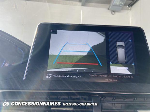 Photo miniature de la Peugeot 5008 BlueHDi 130ch S&S EAT8 GT Line 2020 d'occasion