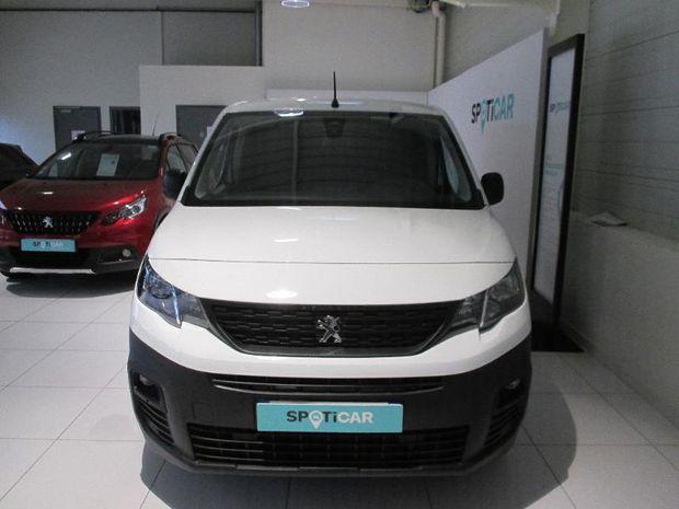 Photo miniature de la Peugeot Partner Long 950kg BlueHDi 100ch S&S Premium 2019 d'occasion