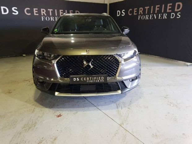 Photo miniature de la DS DS 7 Crossback BlueHDi 180ch Grand Chic Automatique 128g 2019 d'occasion