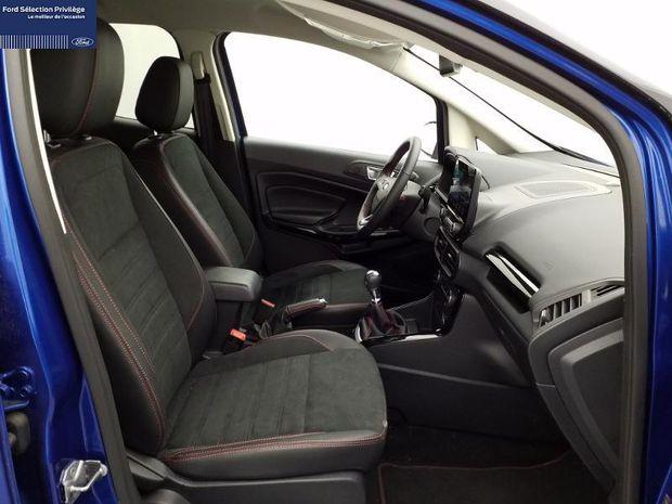 Photo miniature de la Ford EcoSport 1.5 EcoBlue 100ch ST-Line Euro6.2 2019 d'occasion
