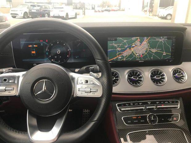 Photo miniature de la Mercedes Classe CLS 350 d 286ch Launch Edition 4Matic 9G-Tronic 2018 d'occasion
