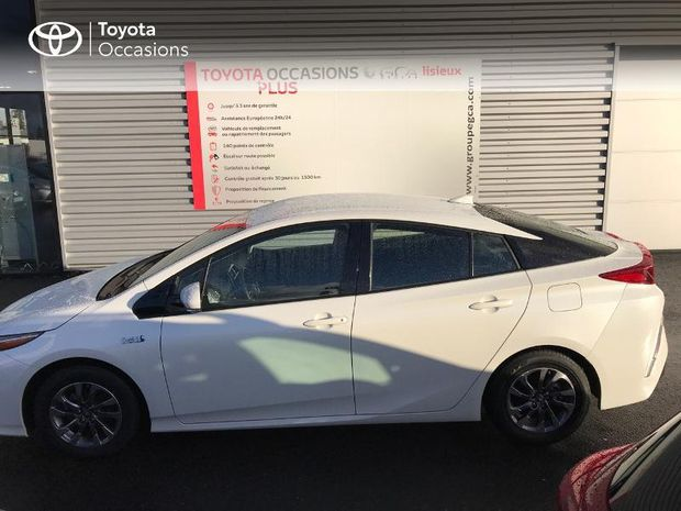 Photo miniature de la Toyota Prius Rechargeable 122h Dynamic Pack Premium MC19 2019 d'occasion