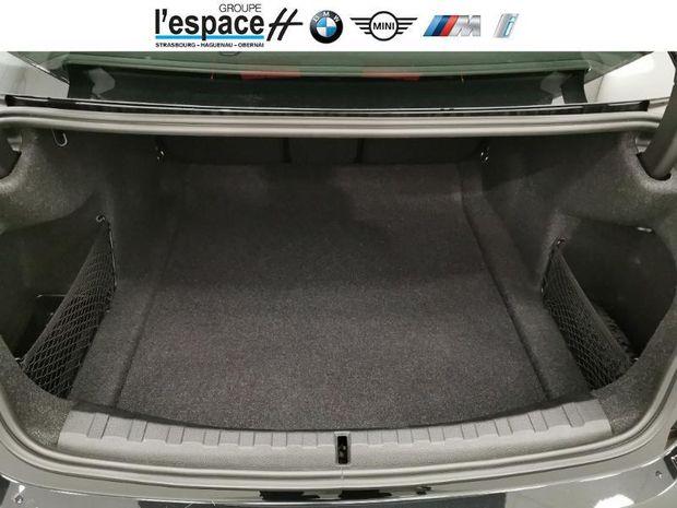 Photo miniature de la BMW Serie 3 320dA 190ch M Sport 2020 d'occasion