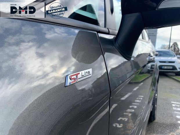 Photo miniature de la Ford EcoSport 1.0 EcoBoost 125ch ST-Line Euro6.2 2020 d'occasion